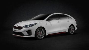 Kia Reveals the 2019 ProCeed 12
