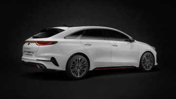 Kia Reveals the 2019 ProCeed 14