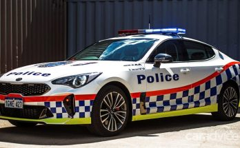 Following Queensland, Kia Stinger joins WA Police Fleet 4