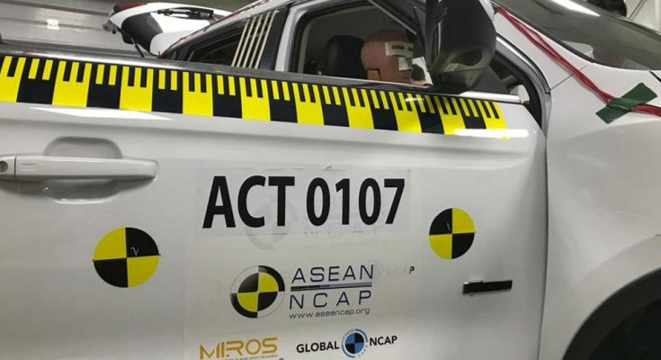 ASEAN NCAP Set to Crash Test the Proton X70 SUV 2