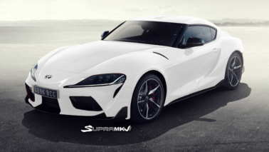 This is how the 2019 Toyota Supra Might Look Like 3