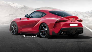 This is how the 2019 Toyota Supra Might Look Like 7