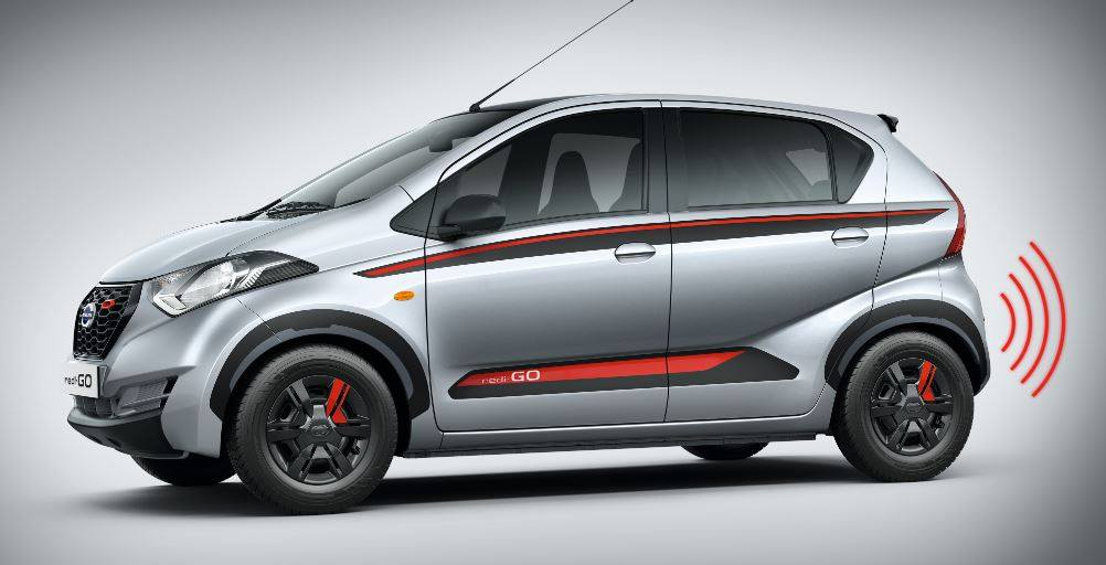 Datsun Launches redi-GO Limited Edition in India Priced from INR 3.5 lac 2