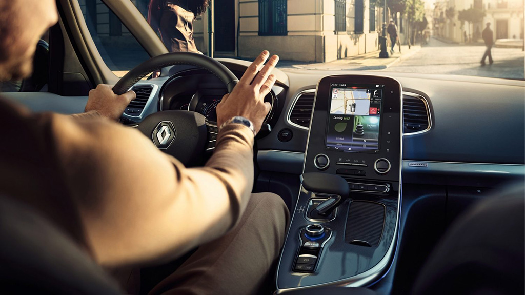 Renault-Nissan-Mitsubishi and Google Collaborate to Develop Next-Gen Infotainment System 2