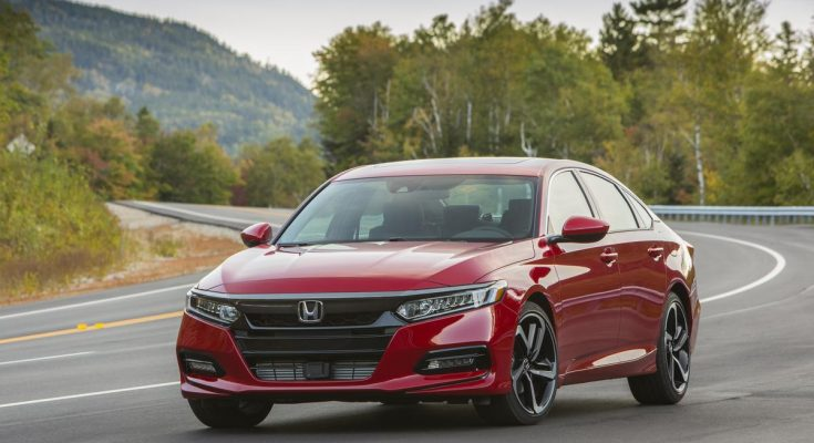 Honda Accord Struggling in USA & Canada Amid Rising SUV Demand 1