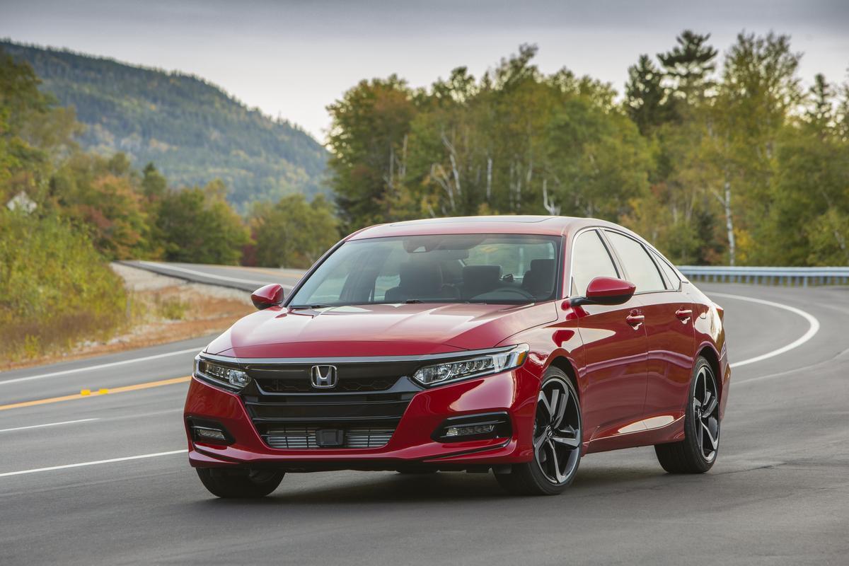 Honda Accord Struggling in USA & Canada Amid Rising SUV Demand 1