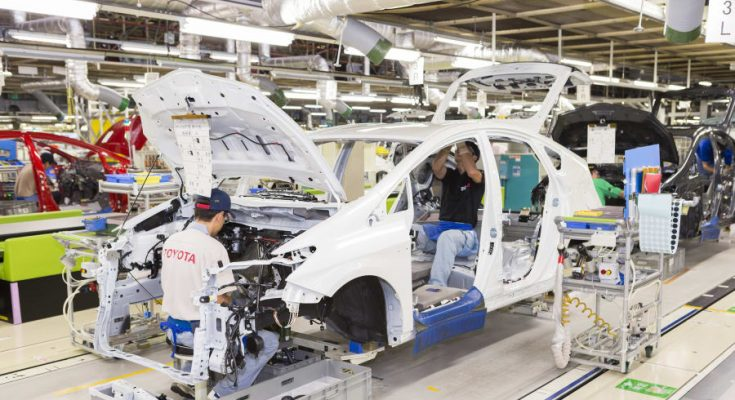 Toyota to Resume Vehicle Production in Japan 1
