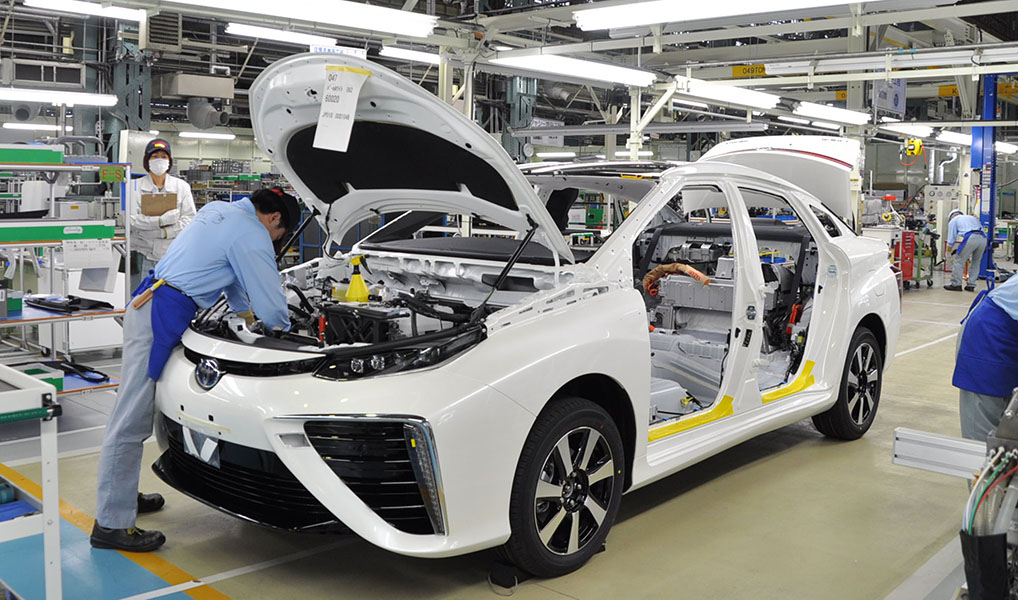 Toyota Halts Production in Japan After Deadly Earthquake 1