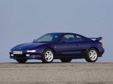 After Supra Toyota Wants to Bring the Celica or MR2 Back to Life 22