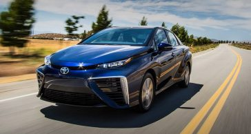 Toyota Sets Up Electric Car Division 5