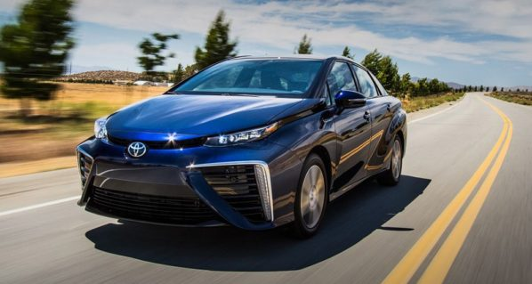 Toyota Sets Up Electric Car Division 2