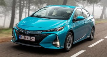 Toyota Sets Up Electric Car Division 4