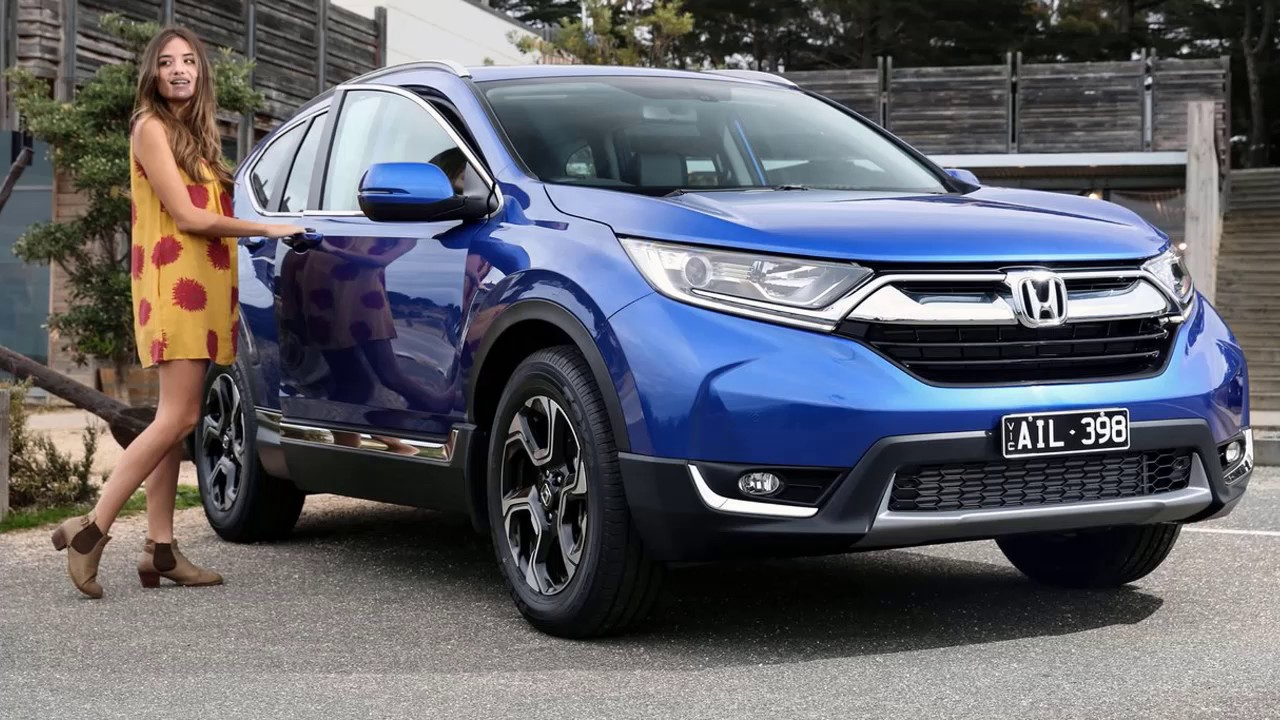 Honda CR-V Affected by Engine Troubles in USA 1