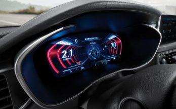 Genesis G70 Gets World's First 3D Instrument Display 12