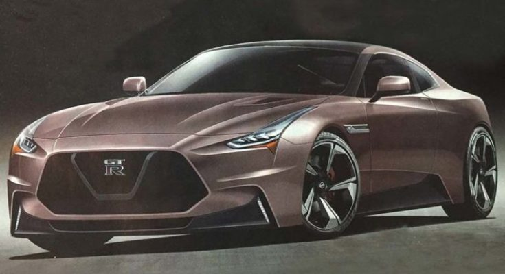 Future Nissan GT-R and 370Z Could Be Electrified 1