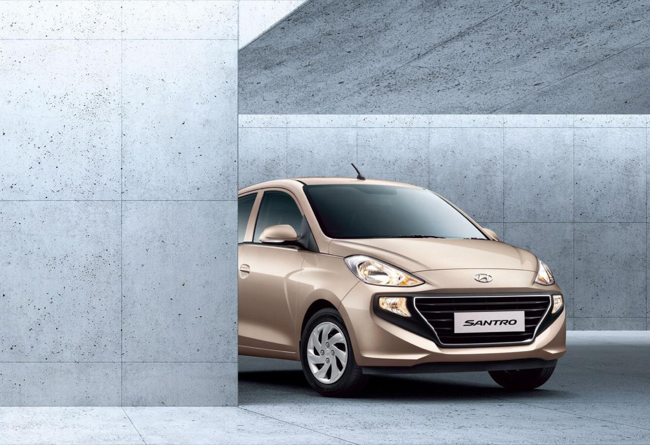 All-New Hyundai Santro Officially Revealed Ahead of Oct 23 Launch 2