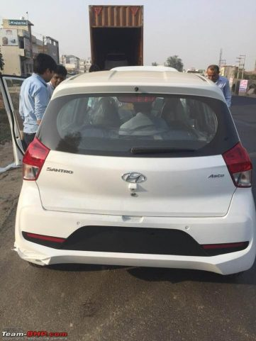 All-New Hyundai Santro: This is What It Looks Like 3