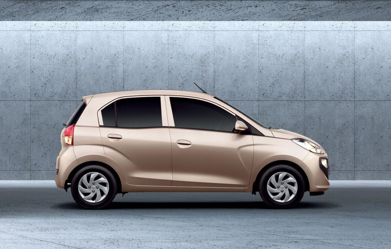 All-New Hyundai Santro Officially Revealed Ahead of Oct 23 Launch 3