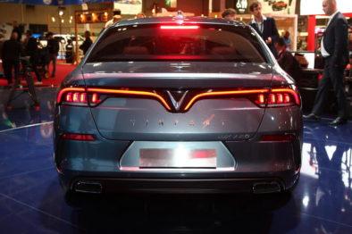 VinFast Unveils Vietnam's First Cars at Paris Motor Show 4