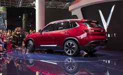 VinFast Unveils Vietnam's First Cars at Paris Motor Show 11