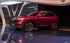 VinFast Unveils Vietnam's First Cars at Paris Motor Show 10