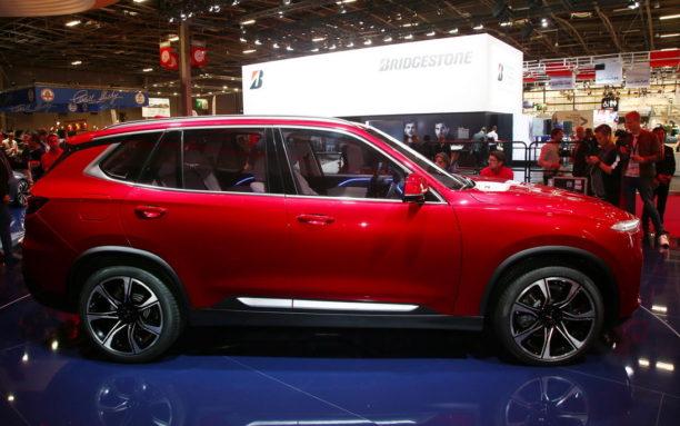 VinFast Unveils Vietnam's First Cars at Paris Motor Show 14