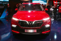 VinFast Unveils Vietnam's First Cars at Paris Motor Show 9
