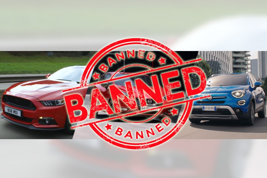 Ford, Fiat-Chrysler and Nissan Ads Banned by UK Watchdog 1