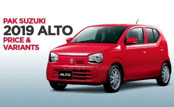 New Suzuki Alto- Variants and Expected Price 4