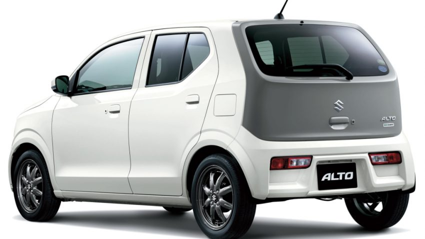 Pak Suzuki Preparing to Launch the New Alto 1