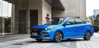 Chery Launches the Arrizo GX in China 28
