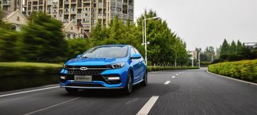 Chery Launches the Arrizo GX in China 33
