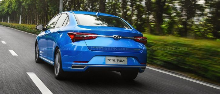 Chery Launches the Arrizo GX in China 34