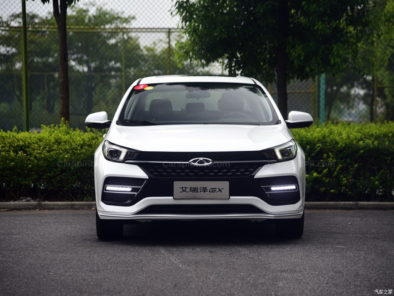 Chery Launches the Arrizo GX in China 14