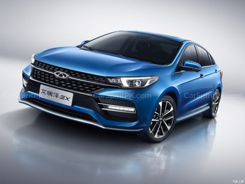 Chery Launches the Arrizo GX in China 4