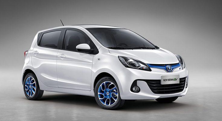 Changan Launches the New Benni EV360 in China 1