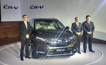 Honda Launches the 5th Gen CR-V in India for INR 28.15 lac 27