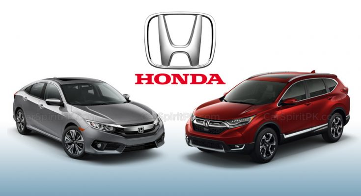 Honda to Fix CR-V and Civic Problems with Software Update 1