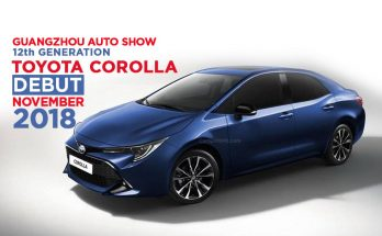 Next Gen Toyota Corolla Sedan to Debut at 2018 Guangzhou Auto Show 14