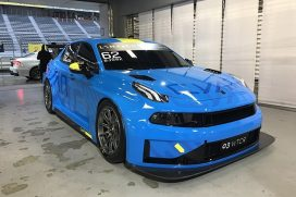 Lynk & Co will Enter FIA World Touring Series with this 500hp TCR Race Car 13