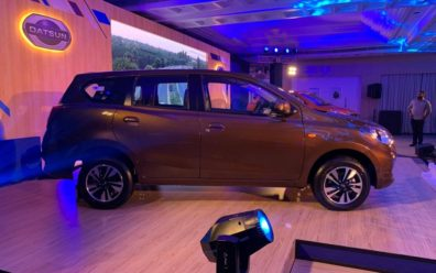 Datsun GO and GO+ Facelift Launched in India 2