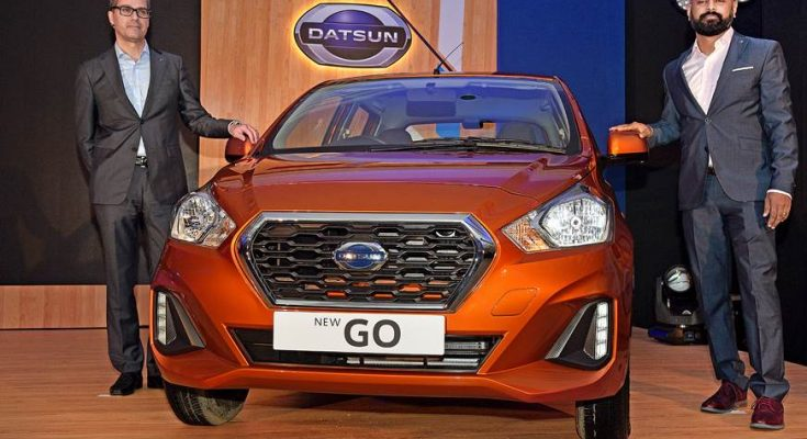 Datsun GO and GO+ Facelift Launched in India 1