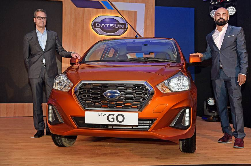 Datsun GO and GO+ Facelift Launched in India 17