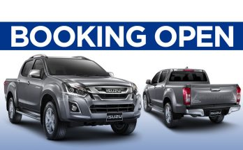 Isuzu D-Max Bookings Open- Prices Revealed 10
