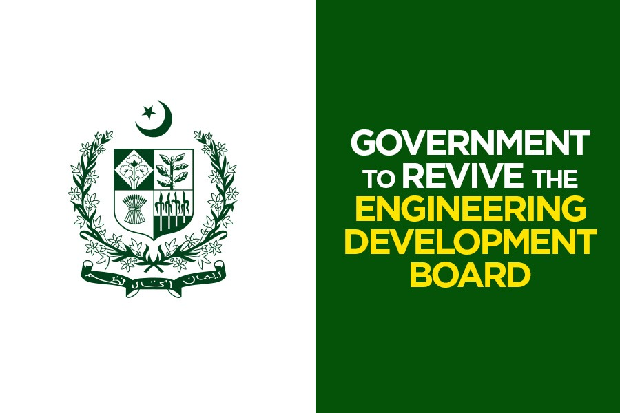 Government to Revive Engineering Development Board 12