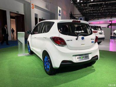 Changan Launches the New Benni EV360 in China 2
