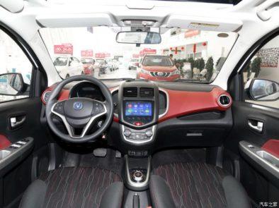 Changan Launches the New Benni EV360 in China 3