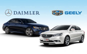 Daimler and Geely to Form Premium Ride-Hailing Joint Venture in China 14