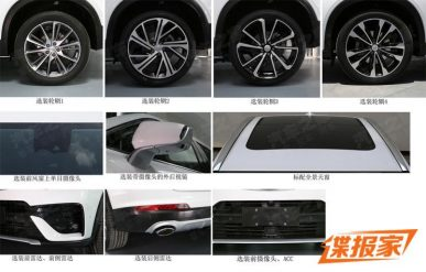 Geely to Launch FY11 Coupe SUV 5