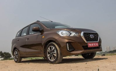 Datsun GO and GO+ Facelift Launched in India 11
